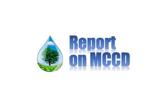 REPORT ON MCCD