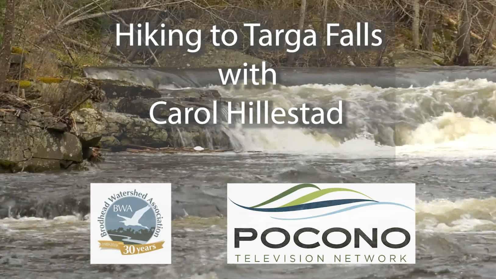 Targa Falls video